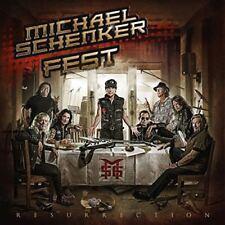 Englische's vom Nuclear-Musik-CD-Michael Schenker