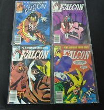 THE FALCON FULL RUN 1-4 (9.2) HOT CAPTAIN AMERICA MOVIE!