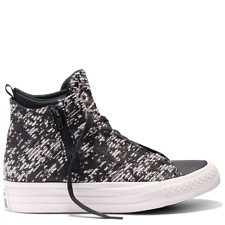 Converse Chuck Taylor All Star Selene Winter Knit High Top Black - WMNS Size 10