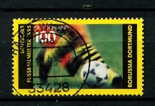 Germany 1995 SG#2692 Football, Champions, Borussia Dortmund Used #A24583