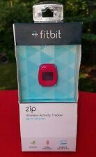 NEW Fitbit Zip Wireless Activity Tracker Magenta FB301M