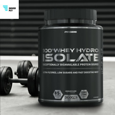 Prozis 100% Whey Hydro Isolate SS 2000g Whey Protein Ss Powder Xcore (2Kg)