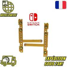 Nintendo Switch Joy con SL SR Button Bouton Synchro LED Flex Nappe Ribbon Ruban