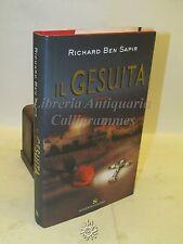 ROMANZO SPIONAGGIO - R. Ben Sapir: Il Gesuita - Sonzogno 2001 PRIMA EDIZIONE