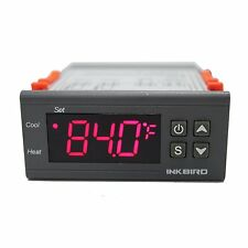 ITC-1000 Digital Temperature Controller Thermostat 12V fan heater control cool