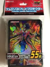Yugioh Konami Official Card Sleeves, Shyhand Magician Sleeves (55) Sealed