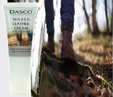 Dasco Waxed Leather Cream Nourishes For Waxy Smooth & Nubuck Leathers