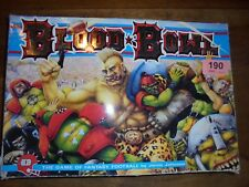 Games Workshop Blood Bowl Fantasy Football Juego fuera de imprenta lote de 190