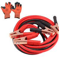 Voilamart 1200AMP Heavy Duty Jump Lead 5M Start Booster Battery Cables Car Van