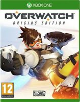 Overwatch Origins Edition (Xbox One) - MINT - Super FAST & QUICK Delivery Free