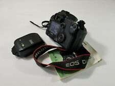 Canon EOS 30D DS126131 Camera, Manual And flash.