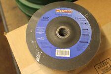 """Westward NIB 50 PK 7"""" Type 27 Silicon Carbide Grinding Cutting Wheels 8600 RPM"""