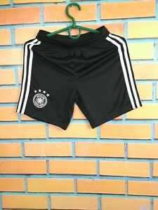 Germany Shorts Size Kids Boys 9-10 y Football Soccer Adidas BQ8465