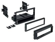 420 Radio Mounting Stereo Install Trim Installation Single Din Dash Kit w/Pocket