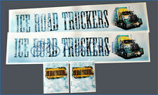 Tamiya 14th Scale Truck Reefer Box Trailer Decals Stickers WEDICO + FREE GIFT