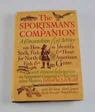 The Sportsman's Companion By Janes Lyman Ormond & Wollner 1968 1st Edition DD5B4