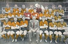 PORT VALE FOOTBALL TEAM PHOTO>1961-62 SEASON