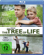 Blu-ray * THE TREE OF LIFE   BRAD PITT # NEU OVP $