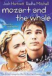 Mozart and the Whale (DVD, 2006) Josh Hartnett Radla Mitchell New Sealed