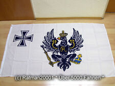 Flagge Preu/ßen 1921-33 NEU 90 x 150 cm Flaggen Fahne