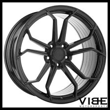 """20"""" AVANT GARDE M632 GLOSS BLACK CONCAVE WHEELS RIMS FITS FORD MUSTANG GT"""