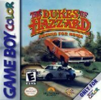Dukes Of Hazzard - Game Boy Color