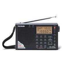 Tecsun PL-310ET radio Digital PLL Portable Radio FM Stereo/LW/SW/MW DSP Receiver