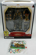 Kingdom Hearts 3 III Square Enix Sora Guardian Form SDCC Figure+Corona Stickers