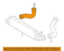 Mercedes MERCEDES-BENZ OEM 03-05 C230-Intercooler Hose Tube 2035280782