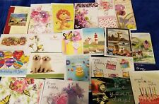 20 Assorted Birthday Greeting Cards All are Birthday Wonderful Designs Lot A