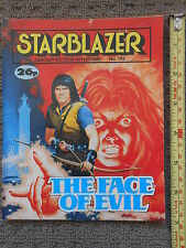 Star Blazer No.192 The Face of Evil (1987) Fantasy Fiction in Pictures *Rare*