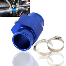 28mm Car Water Temp Sensor Temperature Joint Pipe Gauge Radiator Adapter Clamp