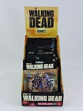 THE WALKING DEAD Building Set Collectibles Figures QTY 16 with Store Display Box