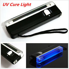UV Cure Lamp Ultraviolet Black UV Light for Auto Windshield Window Glass Repair