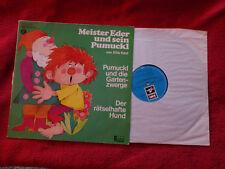 Pumuckl und die Gartenzwerge + Der rätselhafte Hund     Columbia LP