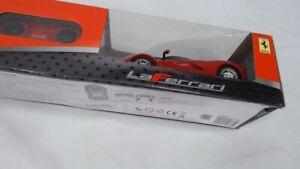 RASTAR 1/24 Scale Radio Control Model Car 48900 - Ferrari LaFerrari - Red