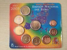 SERIE EUROS AÑO  2005   ESPAÑA   ( MB10523 )
