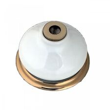Brass Porcelain Bell For Widespread Faucet Replacement Part | Renovator's Supply