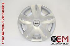 "2010-2012 Versa 15"" Wheel Cover Hubcap OEM 1 Day Handling Free Shipping"