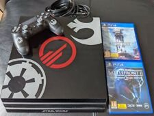 Sony Playstation 4 Star Wars Battlefront 2 Pro Console Limited Edition