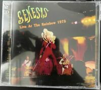 "GENESIS : ""Live At The Rainbow 1973"" (Soundboard) (RARE 2 CD)"