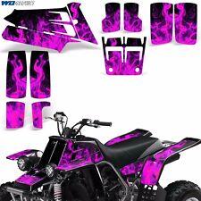Decal Graphic Kit Yamaha Banshee 350 ATV Quad Decal Wrap Parts Deco 87-05 ICE P