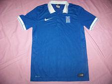 Nike DriFit Men's Greece Greek Soccer Jersey NWT Small