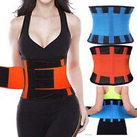 Xtreme Belt Hot Power Sweat Slim Fit Body Shaper Waist Trainer Fever Sport Fajas