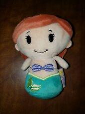 Hallmark Itty Bittys ARIEL Disney's The Little MERMAID Plush Princess