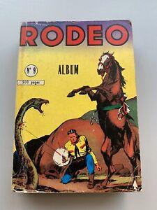 RODEO ALBUM RELIURE 9 du 91 au 94
