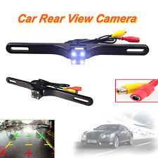 HD CCD Waterproof ip67 Car Rear View Reverse Backup Parking Night Vision Camera