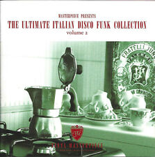 The Ultimate Italian Disco Funk Collection Vol.2      new    cd  Ptg