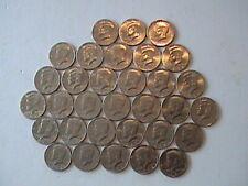 1971 - 2000 KENNEDY HALF DOLLARS 32 DIFFERENT COINS