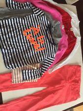 Crewcuts Girls Size 10 Lot Shirts Jeans